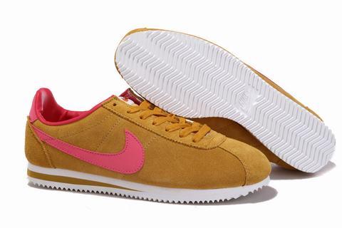 chaussure nike classic cortez nylon 09 pour homme,basket